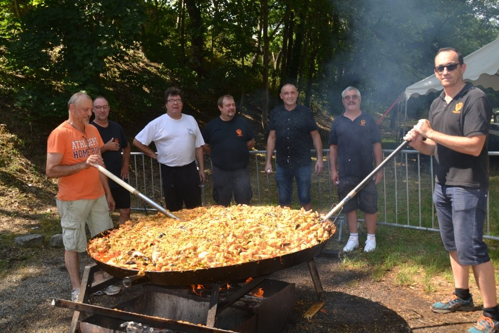 paella rugby lamastre 2019