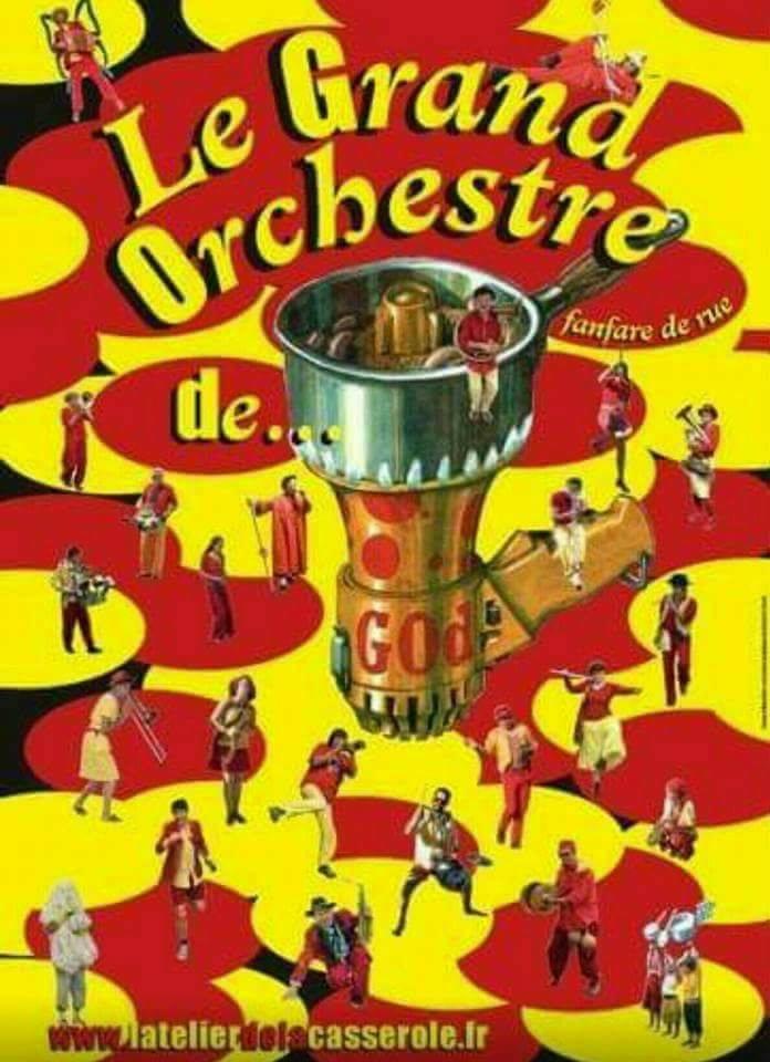 LE GRAND ORCHESTRE DESAIGNES