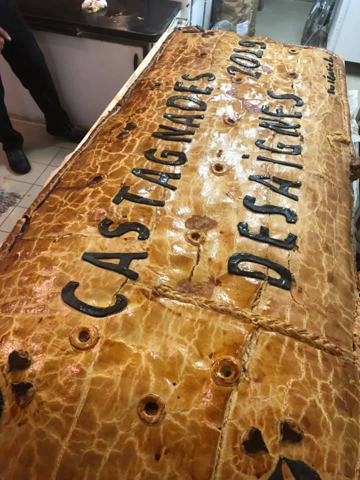 castagnades desaignes 2019 PATE CROUTE MOUGEY