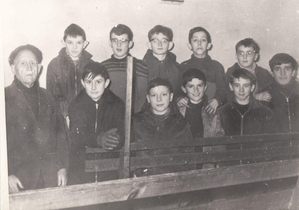 école fanfare lamastre 1966 laubert masson duron chapignac rissoan
