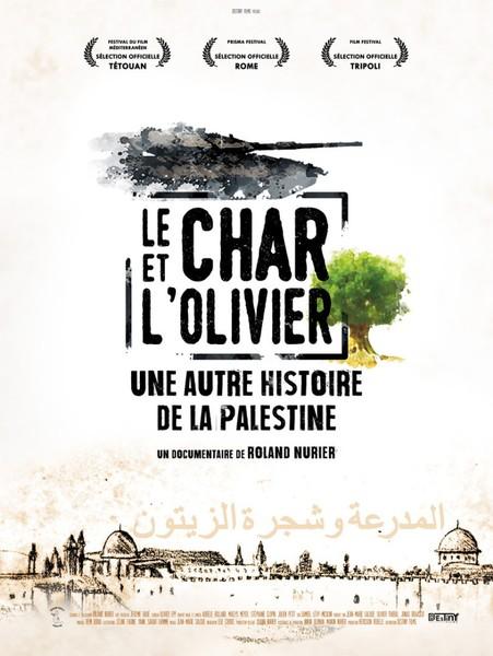 LE CHAR ET OLIVIER ecran village