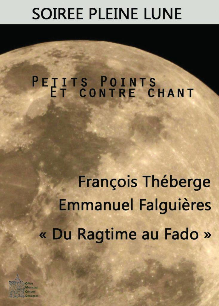 theberge pleine lune