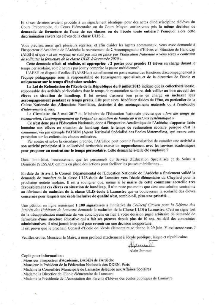 Courrier au maire de Lamastre (26 avril 2020) verso-page-001