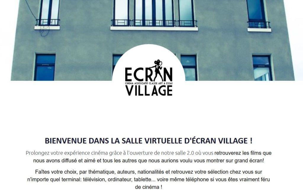ecran village à domicile lamastre vernoux chalencon et ailleurs
