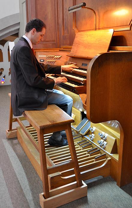 daniel chappuis orgue desaignes ACD