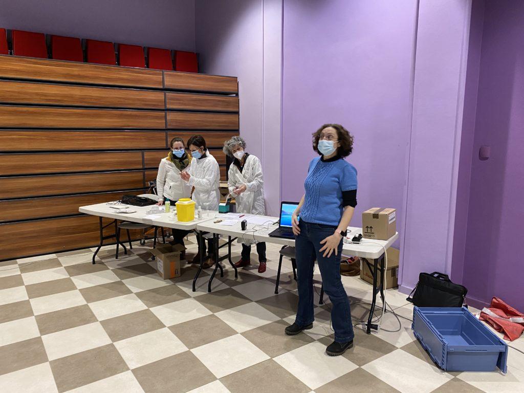 centre vaccination lamastre covid
