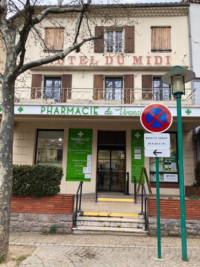 PHARMACIE VIVARAIS LAMASTRE ENTREE 2
