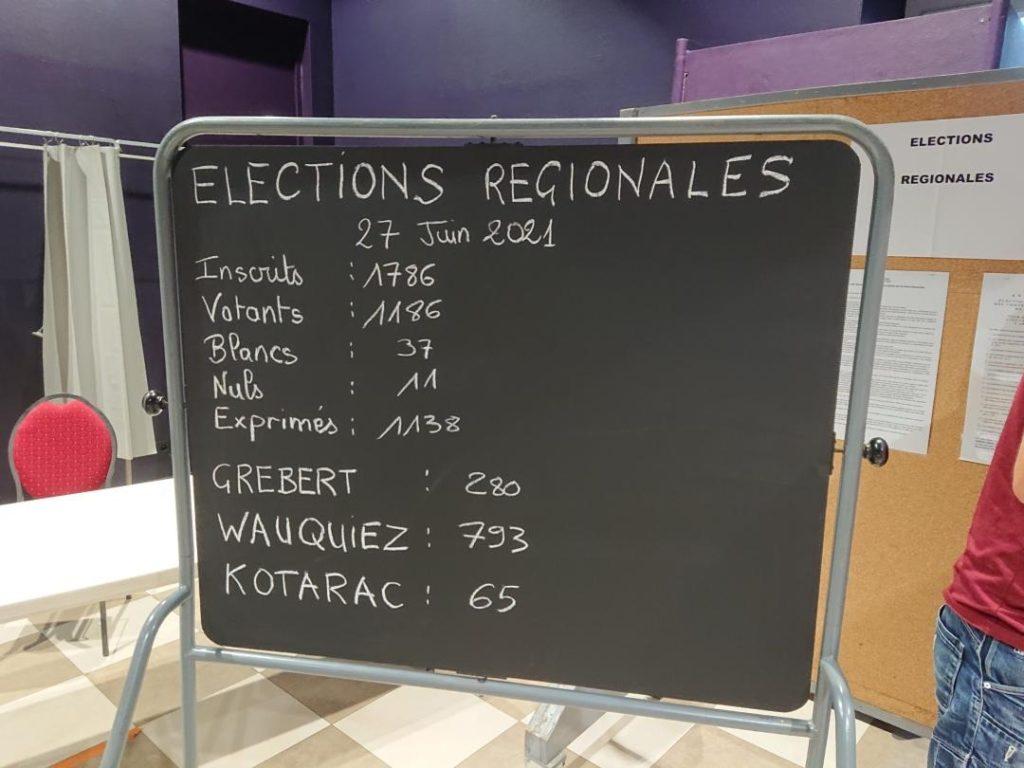 election regionales lamastre 2021