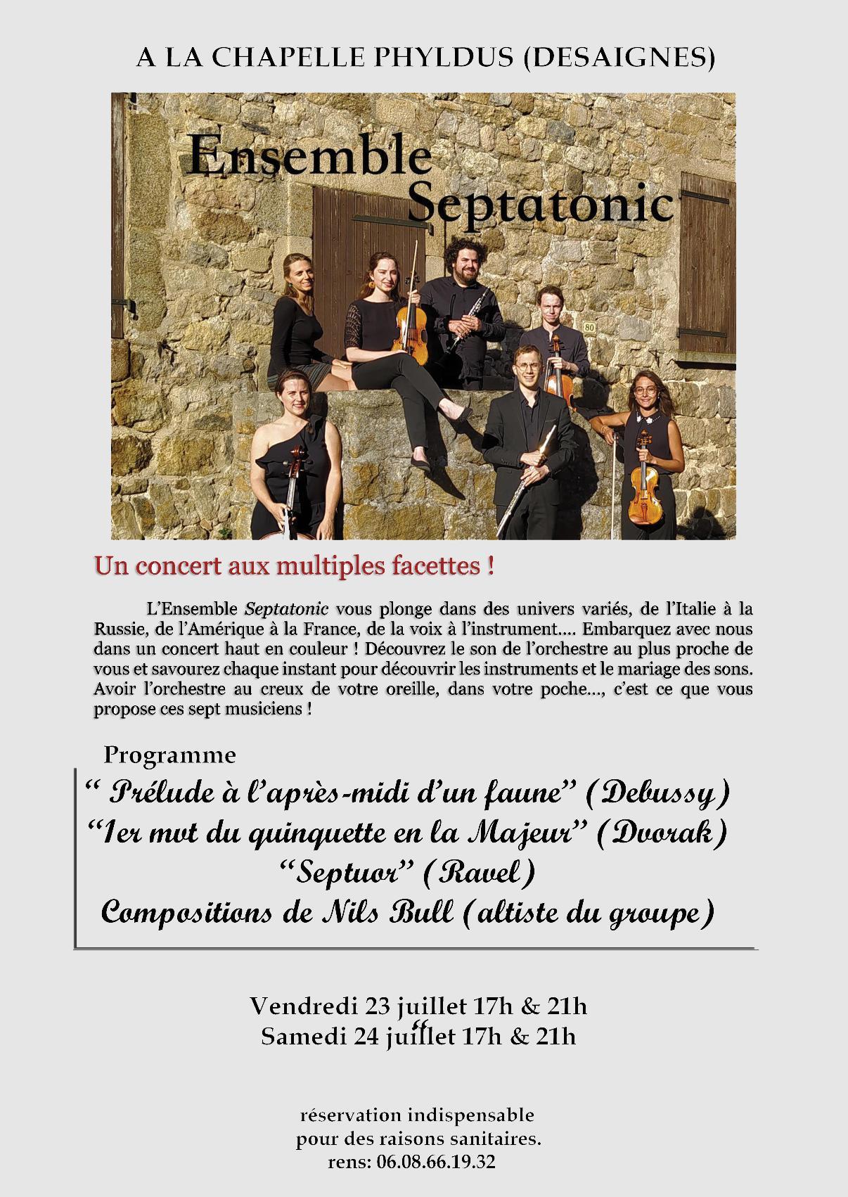 concert septatonic chapelle phyldus desaignes