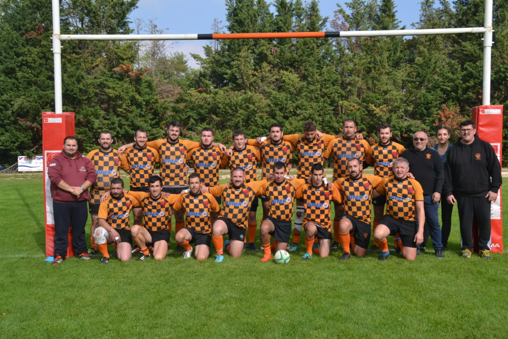 RUGBY lamastre equipe 2021