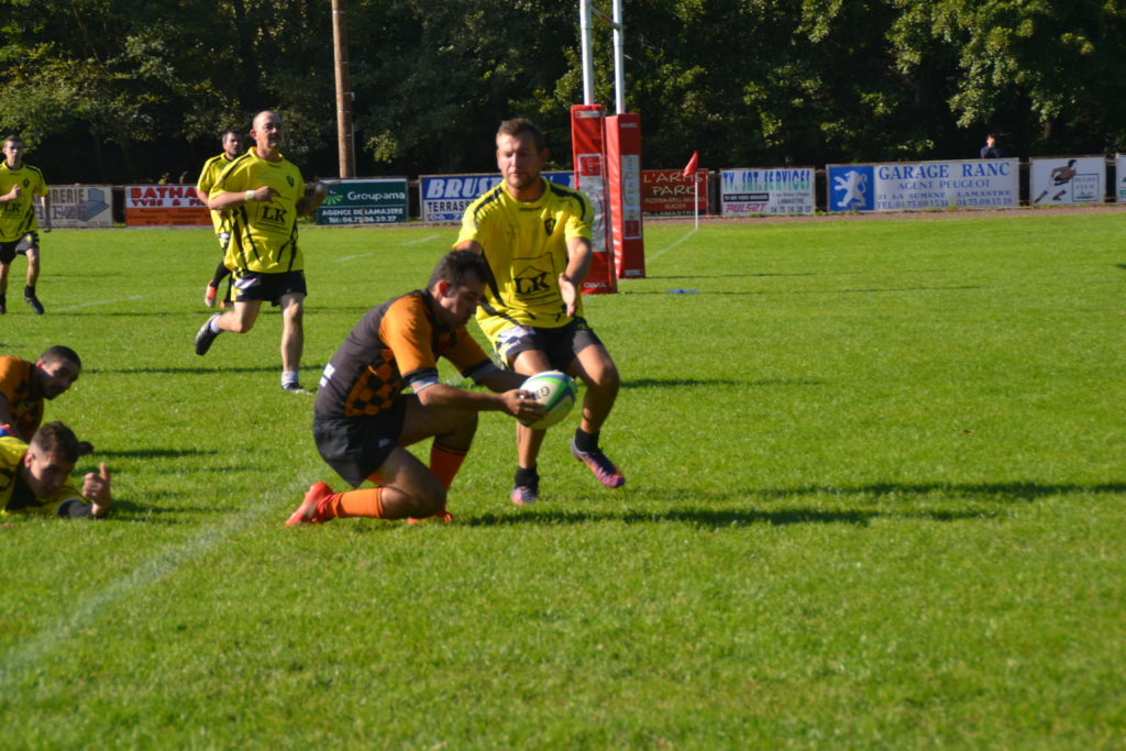 rugby lamastre embut