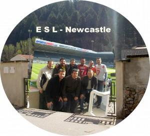 E S L Newcastle 2012