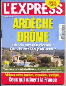express couverture