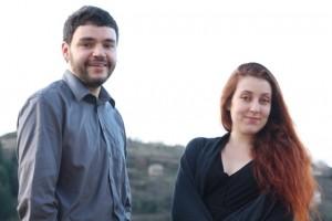 Lisa Magrini et Lionel Desmeules concert  Desaignes