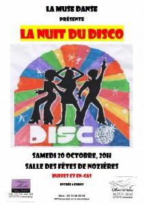 nuit du disco 2012