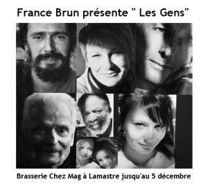 Expo photos France Brun Vianes chez Mag Lamastre
