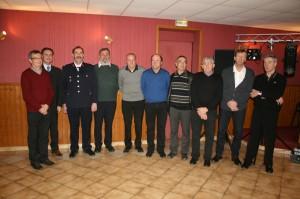 Repas pompiers STE BARBE LAMASTRE officiels