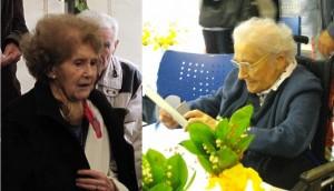 perlette bourlier et emma Charles 3 mai 2013