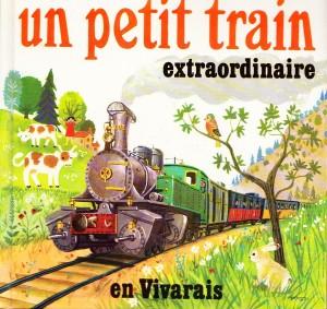 couverture un petit train extraordinaire